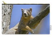 Natural Blues Carry-all Pouch by Betsy Knapp