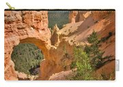 Natural Bridge In Bryce Canyon National Park Carry-all Pouch