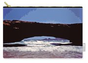 Natural Stone Bridge - Aruba Carry-all Pouch