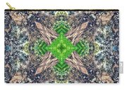 Nature Mandala Carry-all Pouch