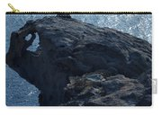 nature Protecter Santorini Island Carry-all Pouch