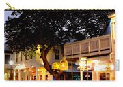 Nature Within The City Carry-all Pouch by Karen Wiles