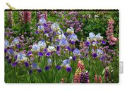 Natures Bouquet Carry-all Pouch