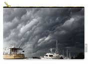 Nature's Fury Carry-all Pouch by Karen Wiles