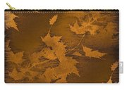 Natures Gold Leaf Carry-all Pouch