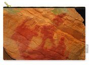 Nature's Palette In Stone Carry-all Pouch