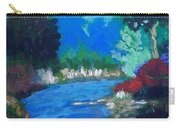 Natures Red White And Blue Carry-all Pouch