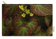 Nature's Still Life Of Epimedium Carry-all Pouch