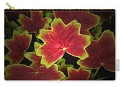 Nature's Still Life Of Heuchera Carry-all Pouch