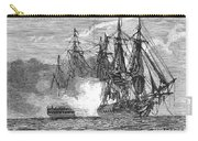 Naval Battle, 1813 Carry-all Pouch