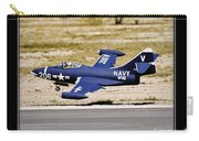 Navy Landing Carry-all Pouch