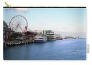 Navy Pier Chicago Summer Evening Carry-all Pouch