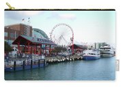 Navy Pier Chicago Summer Time Carry-all Pouch