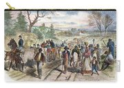 Nc: Freed Slaves, 1863 Carry-all Pouch