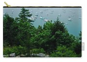 Ne Harbor Maine Seen From Thuya Gardens Mt Desert Island  Carry-all Pouch