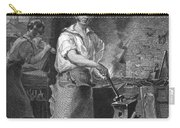 Neagle: Blacksmith, 1829 Carry-all Pouch