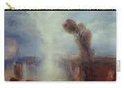 Neapolitan Fisher-girls Surprised Bathing By Moonlight Carry-all Pouch