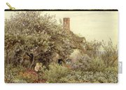 Near Hambledon Carry-all Pouch by Helen Allingham