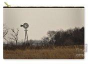 Nebraska Windmill Carry-all Pouch