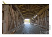 Neet Covered Bridge Interior Carry-all Pouch