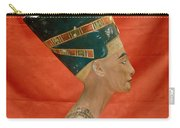 Nefertiti, Ancient Egyptian Queen Carry-all Pouch