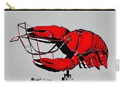 Neon Crawfish On Hwy 61 Baton Rouge Carry-all Pouch