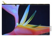 Neon Heliconia Carry-all Pouch
