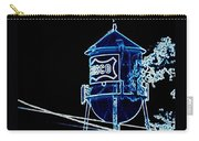 Neon Water Tower Carry-all Pouch