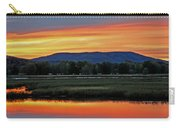 Nerepis Marsh At Dusk IIi Carry-all Pouch