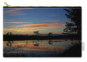 Nerepis Marsh Sunset Carry-all Pouch