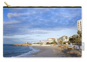 Nerja Beach On Costa Del Sol Carry-all Pouch
