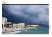 Nerja Beach On Costa Del Sol In Spain Carry-all Pouch