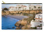 Nerja Town On Costa Del Sol Carry-all Pouch