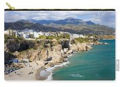 Nerja Town On Costa Del Sol In Spain Carry-all Pouch