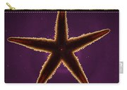 Netted Sea Star Carry-all Pouch
