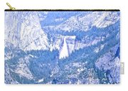 Nevada And Vernal Falls Carry-all Pouch