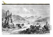 Nevada: Washoe Region, 1862 Carry-all Pouch
