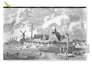 New Amsterdam, 1650 Carry-all Pouch