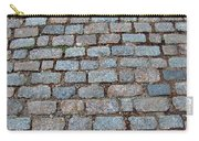 New Bedford Mass Brick Street 2006 Carry-all Pouch