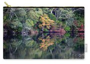 New England Fall Reflection Carry-all Pouch