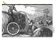 New England: Harvest, 1830 Carry-all Pouch