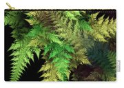 New Ferns Carry-all Pouch