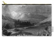 New Hampshire, 1838 Carry-all Pouch