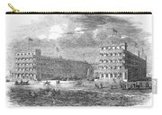 New Jersey Hotel, 1853 Carry-all Pouch