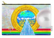 New Jerusalem Closeup - City Of God's Kingdom On Earth Carry-all Pouch