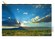 New Mexico Desert Carry-all Pouch