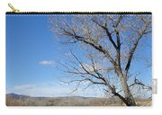 New Mexico Series - A View Espanola Carry-all Pouch