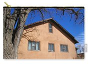 New Mexico Series - Adobe Building Carry-all Pouch