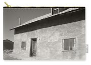 New Mexico Series - Adobe House In Truchas Carry-all Pouch