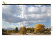 New Mexico Series - Autumn Clear Carry-all Pouch
